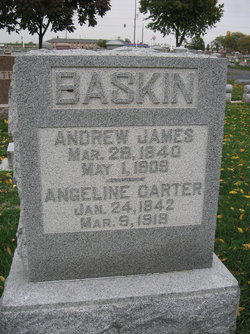 Angeline <i>Carter</i> Baskin