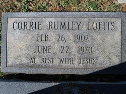 Corrie <i>Rumley</i> Loftis