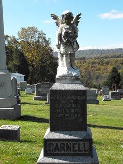 Mabel V <i>Spencer</i> Carnell