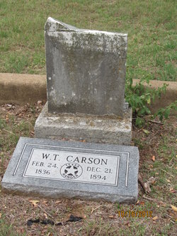 William Thomas Tom Carson