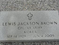 Lewis Jack Brown