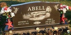 Anthony T Tony Abell