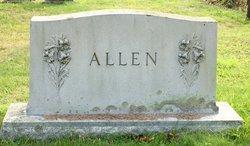 Annie Louise <i>Bartlett</i> Allen