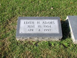 Edith H. Adams