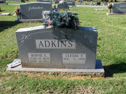 Bervie E. Adkins