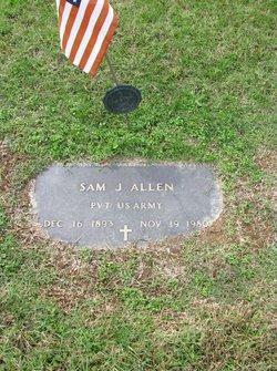 Sam J. Allen