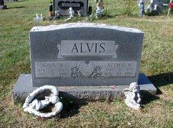 Nelma M. Alvis