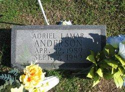 Adriel Lamar Anderson