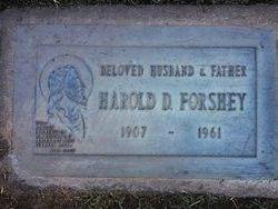 Harold David Forshey
