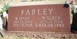Berta Irene <i>Landreth</i> Farley