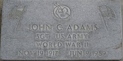 John Crowford Adams