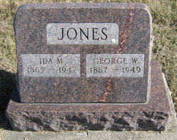 Ida May <i>Russnogle</i> Jones