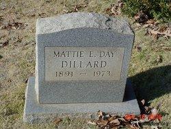 Mattie <i>Day</i> Dillard