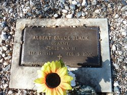 Albert Bruce Black, Jr