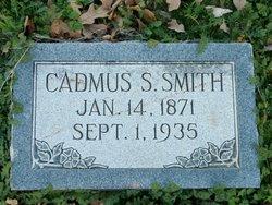 Cadmus S Smith