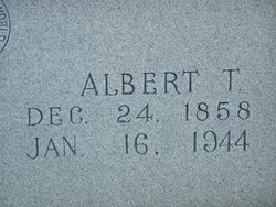 Albert T Seale