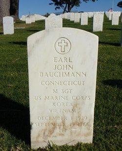 Sgt Earl John Bauchmann