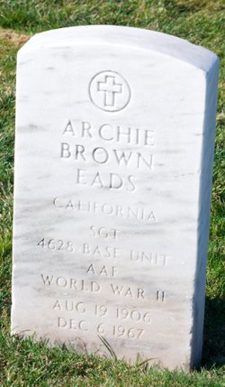 Archie Brown Eads