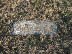 Mary Rebecca <i>McCoy</i> Burns
