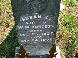 Susan C <i>Boone</i> Burgess