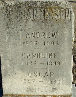 Caroline Carrie Anderson