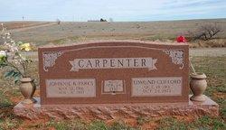 Johnnie Belle <i>Parks</i> Carpenter