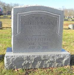Dr Harold Brown H.B. Clark, Sr