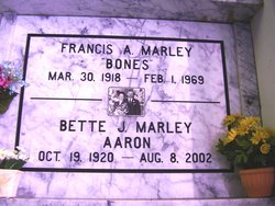 Francis A. Bones Marley