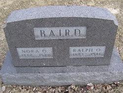 Nora <i>Owens</i> Baird