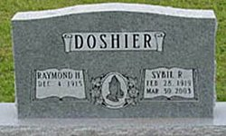 Raymond Henry Doshier