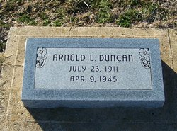 Arnold Leonard Duncan