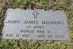 John James Jim Mulhern