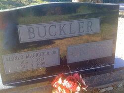 Alonzo Magruder Al Buckler, Jr