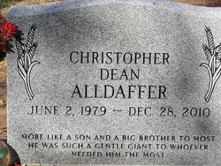 Christopher Dean Alldaffer