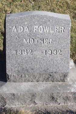 Adeline W Fowler