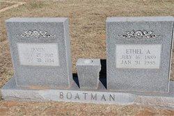 Ethel <i>Brown</i> Boatman