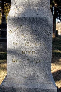 Harriet E Nutz