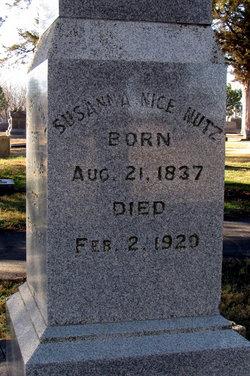 Susanna Nice Nutz
