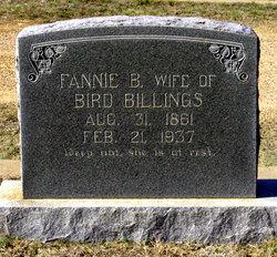 Fannie B. <i>Copeland</i> Billings