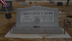 Cecil F. Gurr