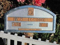 Ivan Juan Boyiddle