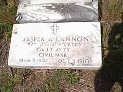 Jasper A. Cannon