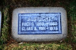 Clara Agatha <i>Lange</i> Albright