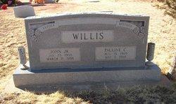 Cora Pauline <i>McCrary</i> Willis