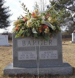Audrey Irene <i>Hallman</i> Barger