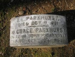 Mary Grace <i>Parkhurst</i> Darneille