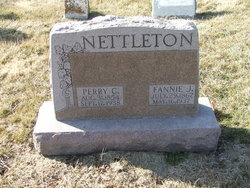 Fannie Jane <i>Carter</i> Nettleton