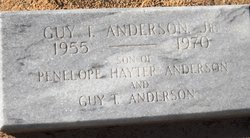 Guy Townsend Anderson, Jr
