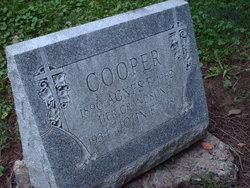 Agnes P Cooper