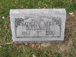 Katherine Kathie <i>Buehlmann</i> Meier